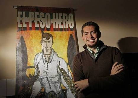 Dallas teacher creates comic hero to fight wrongs against immigrants | Bilingual Blogs | Scoop.it
