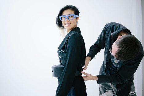 Paris Fashion Week : Intel mesure le stress des mannequins qui défilent !   L'innovation dans la filière cuir   Scoop.it