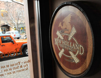 Holland planners OK New Holland Brewing's $1M expansion | Eat Local West Michigan | Scoop.it
