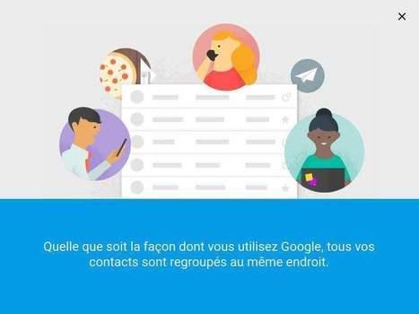 Essayer la nouvelle version de Google Contacts | netnavig | Scoop.it