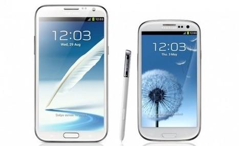 Pas de coque en métal pour le Samsung Galaxy Note 3 - FrAndroid   android new news   Scoop.it