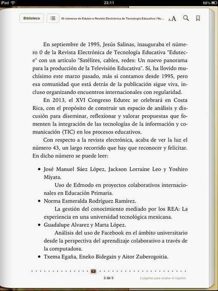 En el núvol: Com crear un ebook a partir d'una web | Eines 2.0 | Scoop.it