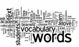 Another Vocabulary Post – Some New Thoughts – HowToLanguages | Language Learning | Scoop.it