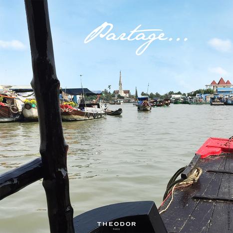 Carnet de voyage - Vietnam - THEODOR | Inside THEODOR | Scoop.it