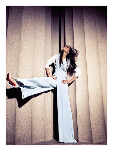 Thais Oliveira by Karine Basilio for Revista RG | Thais Oliveira | Scoop.it