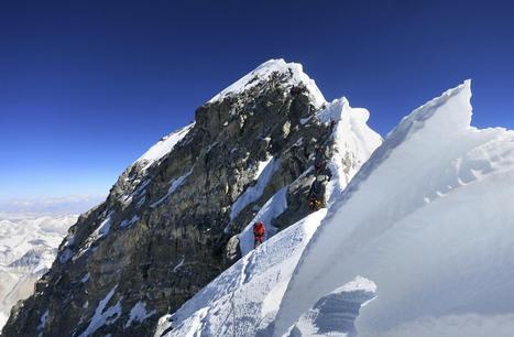 Global Warming Threatens More Deadly Everest-like Avalanches  - NBC News | Futurewaves | Scoop.it