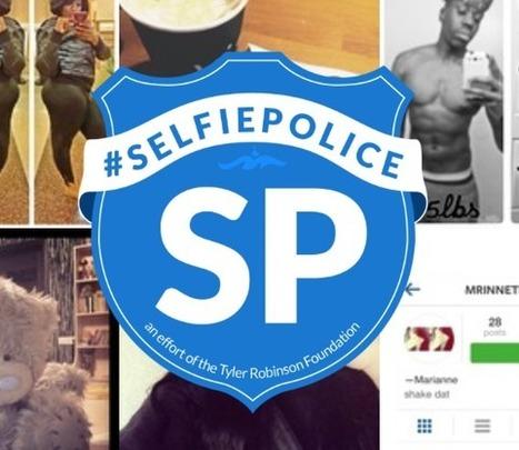 Et si vous transformiez votre vanité en charité ? #selfiepolice | News from net | Scoop.it