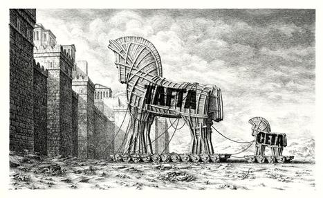 CETA : Après la Wallonie, la Bulgarie refuse de signer le traité de libre échange | Econopoli | Scoop.it