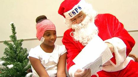 Letter to Santa Brings Wish Come True | Dear Santa | Scoop.it