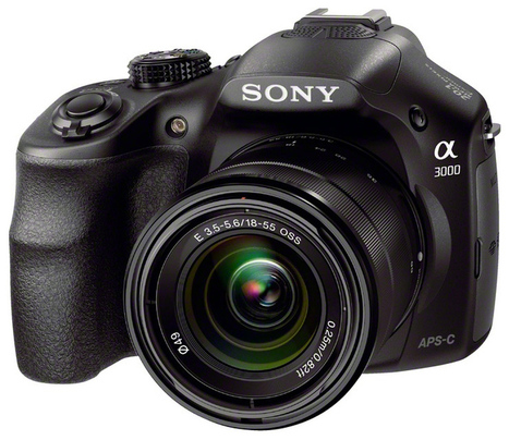 Sony A3000 : un hybride NEX travesti en reflex   Photo et matériel   Scoop.it
