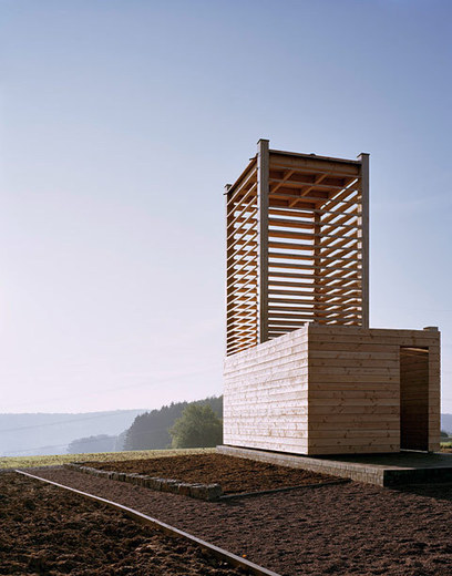 A field chapel made by the hands of community... | sustainable architecture | Scoop.it