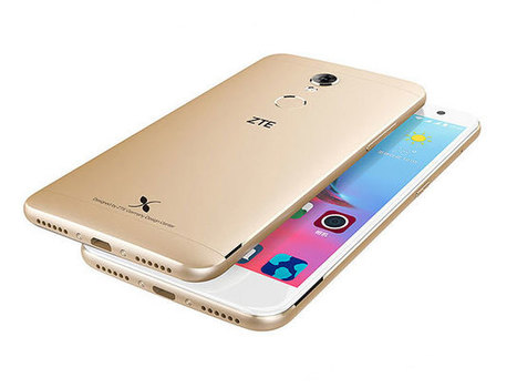 ZTE Small Fresh 4: 5.2-inch Display, Octa-core CPU, Android Marshmallow | NoypiGeeks | Philippines' Technology News, Reviews, and How to's | Gadget Reviews | Scoop.it