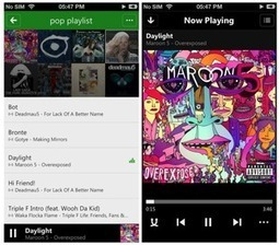 Xbox Music launches on iOS and Android, free streaming comes to web version - Pocket-lint.com   A Modern Approach to Music Accessibility   Scoop.it