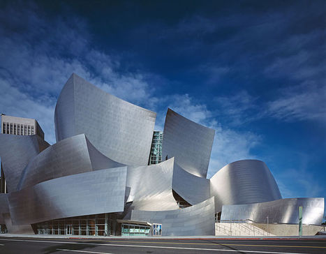 7 Frank Gehry Architectural Structures You Must Visit - Artsnapper | Avant-garde Art & Design | Scoop.it