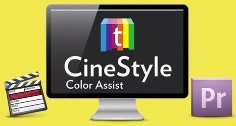 "Technicolor社謹製カラコレ・ソフト、""CineStyle Color Assist"" 