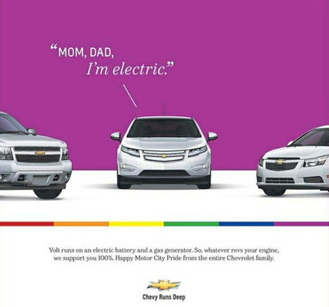 Chevy Volt Comes Out as | Reading Pool | Scoop.it