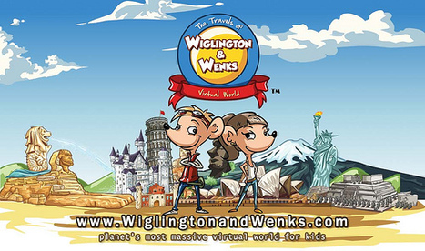 Free Online Adventure Games | The Travels of Wiglington and Wenks Virtual World | Social Studies Resources | Scoop.it