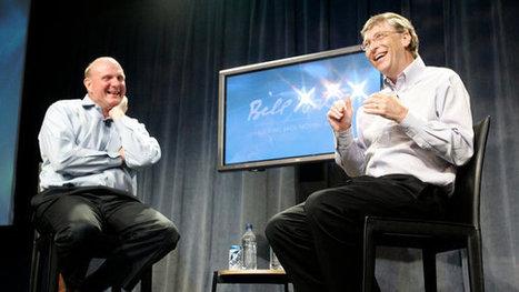 Gates's Future Fuels Speculation as Microsoft Seeks New Chief   Jacob McManus' Management Center   Scoop.it