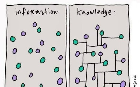 Information Vs. Knowledge Vs. Experience | Public Relations & Social Media Insight | Scoop.it