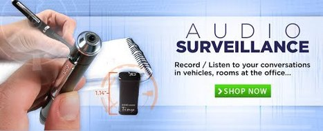 Buy Highly Advanced Surveillance Equipment for Your Home and Office | spy cameras | Scoop.it