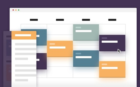 Schedule Template in CSS and jQuery | CodyHouse | Les belles ressources ! print - web - digital | Scoop.it
