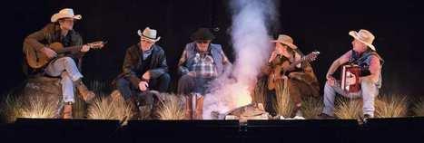 Les cowboys romantiques de Philippe Quesne | #arts vivants #scènes #théâtre | Scoop.it