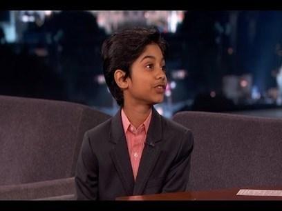 Rohan Chand on Jimmy Kimmel Live PART 2   Money   Scoop.it