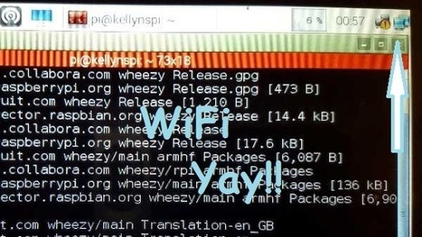 Raspberry Pi Version 2 Wifi Inconsistent Connectivity | Raspberry Pi | Scoop.it