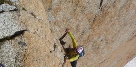 Non, l'alpinisme n'est pas qu'un sport d'hommes | L'Alpinisme, une passion | Scoop.it