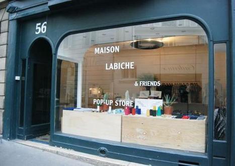 Maison Labiche & Friends, le pop up store de la jeune création | French Touch | Scoop.it
