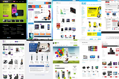 16+ HighQuality Electronics Website Templates Free & Premium | wpfreeware | Scoop.it