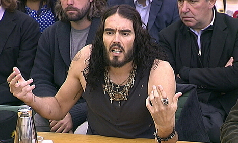English A-level with Russell Brand and Dizzee Rascal on reading list under fire | MA DTCE | Scoop.it