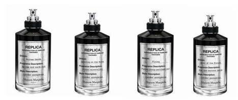 Quatre nouveaux parfums signés Maison Margiela | Influences olfactives | Scoop.it