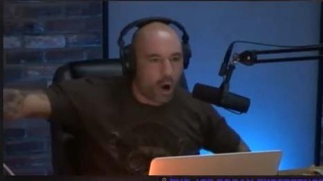 Watch: Joe Rogan does an amazingly good impression of Alex Jones' crazy FEMA ranting | Daily Crew | Scoop.it