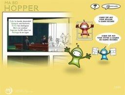 Joue à ma BD Hopper - activité en ligne | Enseignement et TICE | Scoop.it