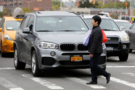 People want self-driving cars to value passenger safety over pedestrians lives! | Pedestrian Safety and Accident Prevention in California - CA Pedestrian Accident Attorney | Scoop.it