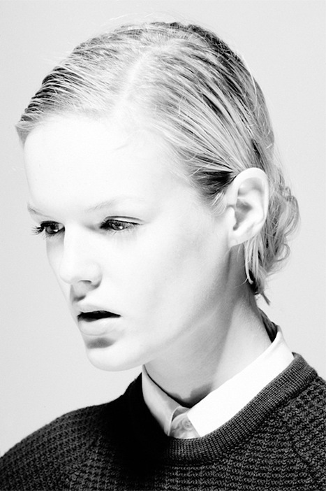 [freshly on board] Nikki Sikkema @ Uno Models ('new faces' division) | CHICS & FASHION | Scoop.it