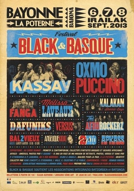 Festival Black & Basque 2013 | Revue de presse et média du Festival Black & Basque 2014-2013-2012-2011 | Scoop.it