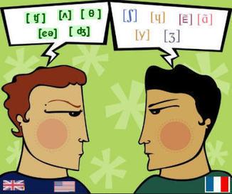 Prononciation FLE: Difficultés et fautes des apprenants (anglophones, arabophones, asiatiques, européens ..) | FLE Ressources | Scoop.it