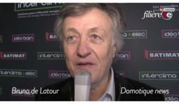 Bruno de Latour - Domotique : les défis relevés par la domotique - Filière 3e | modernités | Scoop.it