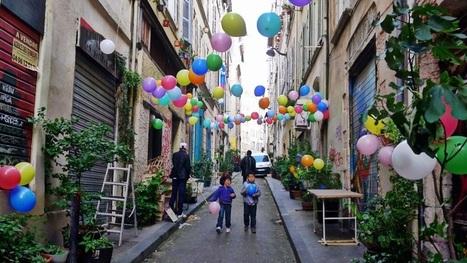 Marseille adopte une charte pour que les habitants verdissent leurs rues | Bien commun-Biens communs | Scoop.it