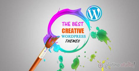 30+ The Best Premium Creative Wordpress Responsive Themes 2016   platinastudio   Scoop.it