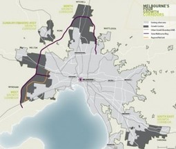 Melbourne urban sprawl to extend into six new suburbs over next 20 years   Compact Cities   Scoop.it