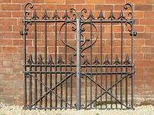 Wrought-Iron Lives on | Home Design Ideas | Wrought Iron Gates | Scoop.it