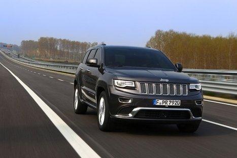 Jeep Grand Cherokee | Chefauto | Scoop.it