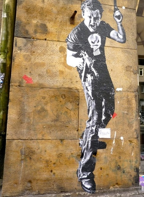 Berlin_voyage 2013_street art   continental philosophy   Scoop.it