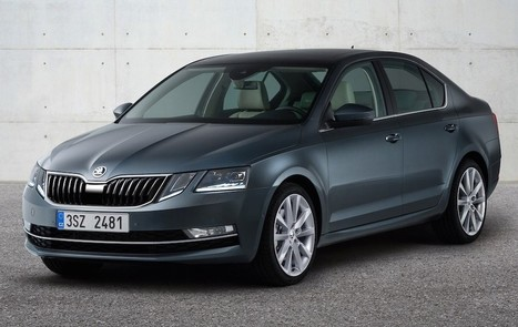 2017 New Skoda Octavia Sedan Officially Unveiled | Maxabout Cars | Scoop.it
