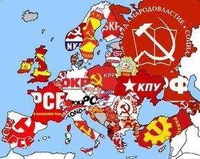 El mapa de los partidos comunistas en Europa | Tweet from @ElOrdenMundial | Un poco del mundo para Colombia | Scoop.it