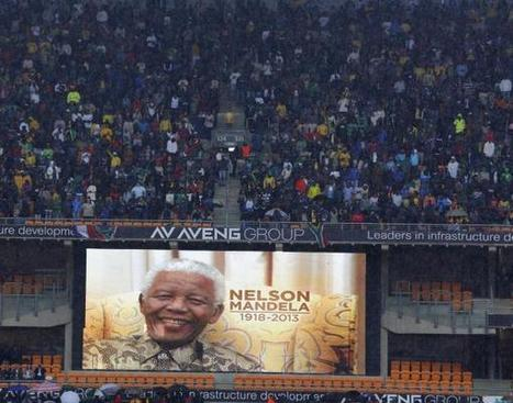Report: Fake sign language interpreter used at Nelson Mandela service | Metaglossia: The Translation World | Scoop.it