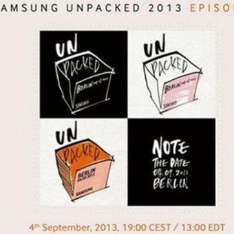 Samsung announces Unpacked event at IFA 2013 | Mats Djärf | Scoop.it